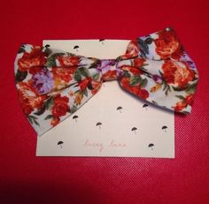 Lacey Lane Paisley Large bow Girls Hair Accessory Lacey Lane, Hair Accessories For Women, Hair Accessory, Girl Hairstyles, Paisley, Bows, How To Wear, Ebay, Arches