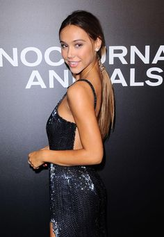 """alexisrenfashionstyle: """"Alexis Ren attending the 'Nocturnal Animals' Premiere in Los Angeles """" Alexis Ren Hair, Alexis Ren Model, Sports Illustrated, Covergirl, Role Models, Beauty Women, Photography Poses, Beautiful People, Beautiful Celebrities"""