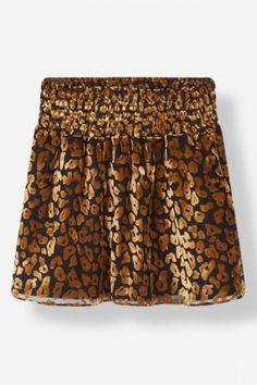 alix-LEOPARD-BURN-OUT-SKIRT-185212784-402-1-e1534013959265 Skirts, Fashion, Environment, Moda, Fashion Styles, Skirt, Fashion Illustrations, Gowns