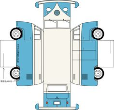 VW Bus Bastelbogen VW Bus MehrBus (disambiguation) A bus is a vehicle designed to carry passengers. Bus, Buş, Buš, or BUS may also refer to: Paper Car, 3d Paper, Paper Toys, Bus Vw, Vw Camper, Volkswagen, Diy And Crafts, Crafts For Kids, Paper Crafts