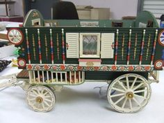 Gypsy Caravans : Miniature Designs, Full Service Dollhouse Miniature Shop in Georgia
