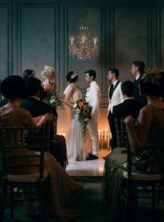 gatsby ceremony