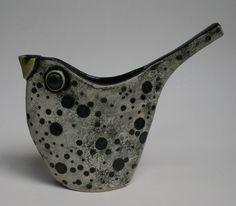 Alice Shepherd -Spotty Bird Jug