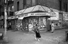 Photos: Here's How Much Downtown NYC Has Changed Since The 1990s: Gothamist. Avenue B (Photo by Steve Butcher)