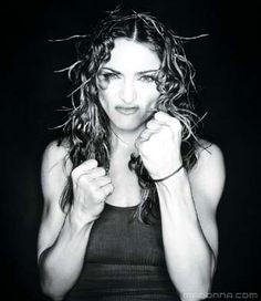 Madonna :) kick your ass