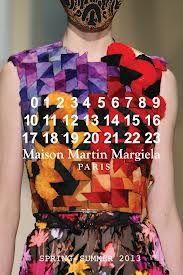 Afbeeldingsresultaat voor martin margiela collection spring