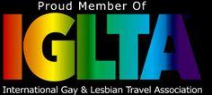 IGLTA proud member logo