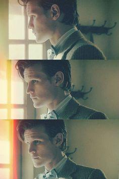 Matt Smith as the Doctor Bbc Doctor Who, Eleventh Doctor, Matt Smith, Tardis, The Eleven, Rory Williams, Hello Sweetie, Fandoms, Geronimo