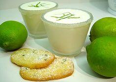 Joghurt- Limetten- Creme