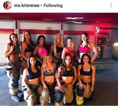 Female Firefighter, Firefighter Humor, Hot Firefighters, Female Cop, Fit Women, Sexy Women, Military Women, Girls Uniforms, Girls Rules
