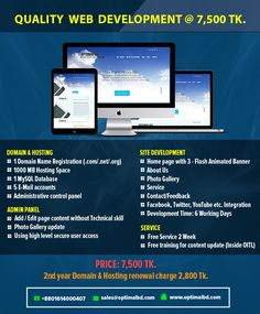 https://flic.kr/p/MJeVhq | Build Your Dream | Optimal IT is the best web design & development company in Dhaka, Bangladesh, We also provide Software development like Accounting & Inventory, HR & Payroll, Point of Sales(POS), School Management, VOIP Accounts, Multi Purpose, Garments ERP, OMR Software, Prescription Management, VISA Restaurant Management & Hospital Management software.
