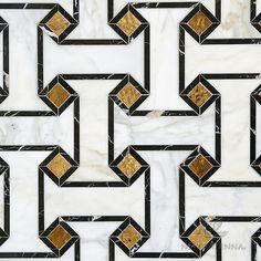 Leone - Aurora™ Collection | New Ravenna Mosaics