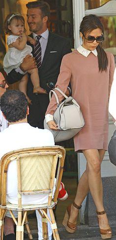 Style Spotlight: Victoria Beckham - Fashion - FashionEtc.com