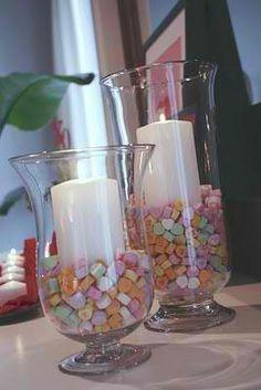 cute decoration communietafel