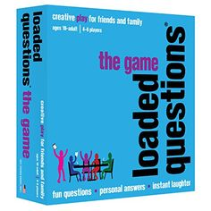 LOADED QUESTIONS (The family and friends version of the c...