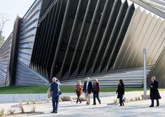 Exclusive interview with Iwan Baan about his 52 Weeks, 52 Cities exhibition. Image - Zaha Hadid's Eli and Edythe Broad Art Museum in East Lansing, Michigan, USA
