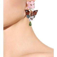 Butterfly earrings Dolce & Gabbana VzhNS