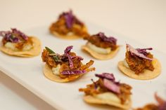 Braised Pork Tostadas