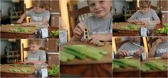 Ants on a Log with Homemade Sunbutter from Paleo To Go on PaleoParents - A recipe from our son Cole!