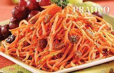 Salade carottes, miel et raisins Salad Sandwich, Nutrition, Holiday Recipes, Salads, Sandwiches, Spaghetti, Macaroni, Ethnic Recipes, Soups
