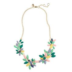 Just like Mommy! Crewcuts Girls' daisy chain necklace