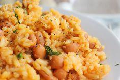 Mexican Rice + Beans   simplegreenmoms.com