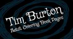 Are you a Tim Burton fan? Then you will love these adult coloring pages! From HalloweenCostumes.com, they created and shared 8 pages inspired by Tim Burton movies and they are free to download. Eac…