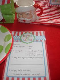 Giggles Galore: North Pole Breakfast