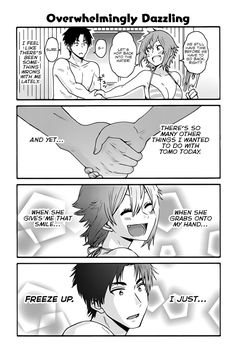 Read manga Tomo-chan wa Onnanoko! Ch.473: Overwhelmingly Dazzling online in high quality