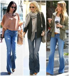 Staple of the Week: Flare Jeans