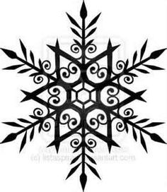 Snowflake tattoo.  Want 2 identical ones to rep. the twinks.  (since they were born in the winter)