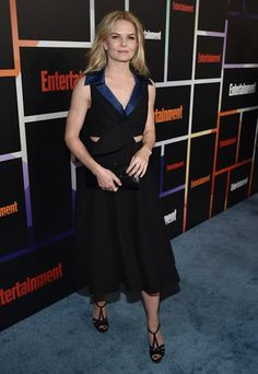 Jennifer Morrison in the Double Vine Ring to the Entertainment Weekly Party at Comic-Con #OnceUponATime #JenniferMorrison #VineRing #EntertainmentWeekly #ComicCon