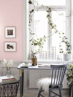 Décoration pastel dans un appartement - PLANETE DECO a homes world