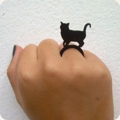 Anel Gato Tom
