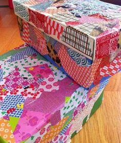 Cómo reciclar cajas de cartón - 6 pasos - unComo