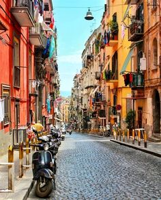 Naples, Italy #italyvacation #ItalyVacation