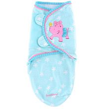 """Summer Infant Pure Love SwaddleMe - Happy Hippo (Small) - Summer Infant  - Babies""""R""""Us"""