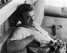 James Dean remains one of the most iconic actors in Hollywood's history. From movie lines to personal thoughts, here are the 11 best James Dean quotes. Elvis Presley, Classic Hollywood, Old Hollywood, Hollywood Icons, Hollywood Stars, Hollywood Actresses, Dennis Stock, Rebel Without A Cause, Eric Dane