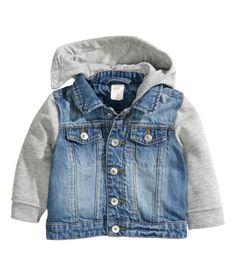 H&M baby boy jacket!