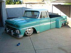 Baddest Custom 1964 Chevy duallie