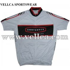 China Sublimation Print Factory Custom Quick Dry Cheap Cycling Jersey 5a1baef49