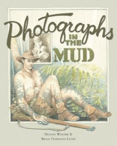 Photographs in the Mud by Dianne Wolfer and Brian Harrison-Lever. An Australian and a Japanese soldier lie wounded in the mud. Both have a photograph of their family. Very moving. Day Book, This Book, Books Australia, Education And Literacy, Teaching Resources, Effective Teaching, Anzac Day, Mother Plant, Penguin Books