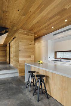 дом в Австралии Мик Молони
