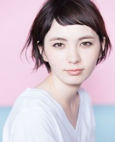 Trendy Ideas For HairStyles 髪型 ヘアスタイル Discovred by : otter kana Permed Hairstyles, Hairstyles With Bangs, Cool Hairstyles, Haircuts, Shot Hair Styles, Salon Style, Asian Hair, Hair Images, Hair Photo