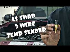 In this video I show what sender / sensor to use for your LS swap to run your gauge without a separate sender. This method uses a sender from a 1998 Camaro o. Car Parts, Truck Parts, Ls Engine Swap, 1971 Chevelle, Electronic Control Unit, Ls Swap, Square Body, Chevy Trucks, Gauges