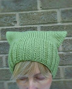 Check out this item in my Etsy shop https://www.etsy.com/uk/listing/534645219/climate-change-green-pussyhat-pussycat