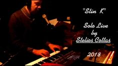 Stin K - Solo live with vox and keyboards on Southstrait Rock mood by St...