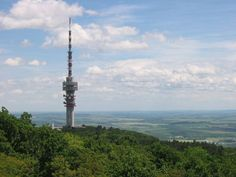Pécs Gyönyörű panoráma - kilátók Magyarországon - Vojázs, Vojázs Cn Tower, Hungary, Building, Travel, Viajes, Buildings, Trips, Traveling, Tourism