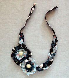 ... Pinterest | Fabric Flowers, Felt Hair Accessories and Felt Hair Bows