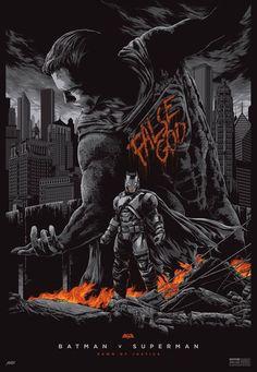Batman V. Superman: Dawn Of Justice, Armored Batman Batman Vs Superman, Poster Superman, Superman Dawn Of Justice, The New Batman, Batman The Dark Knight, Batman Art, Batman Versus, Bvs Dawn Of Justice, Heros Comics